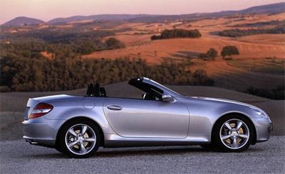 Mercedes slk 350 :D