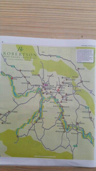 Robertson Wine Route
