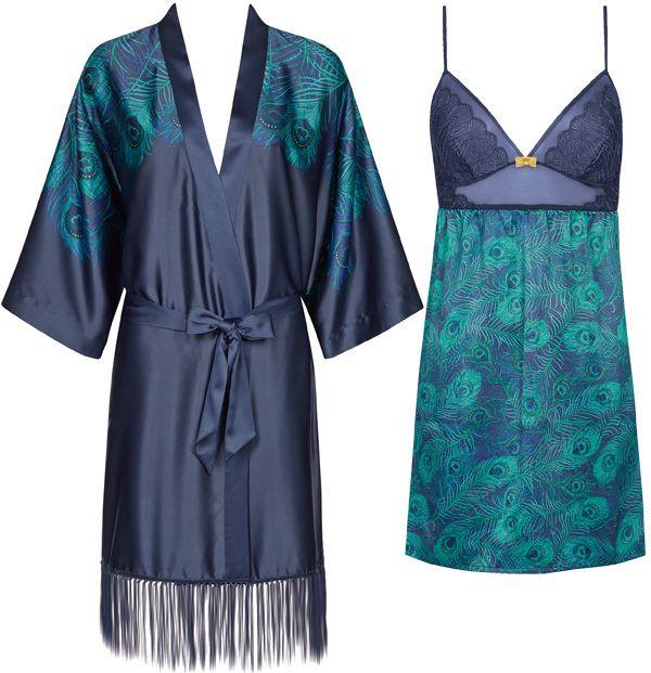 Brilhos da Moda: Triumph Homewear