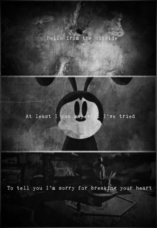 oswald the lucky rabbit | Tumblr