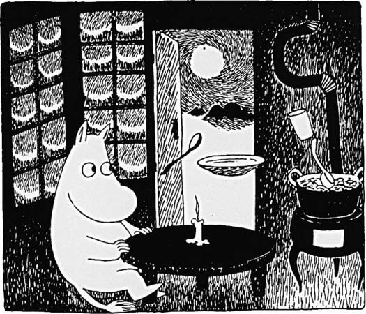 Tove Jansson: The Moomins books. Iconic yet homey - other-worldly yet totally familiar. A joy to read.