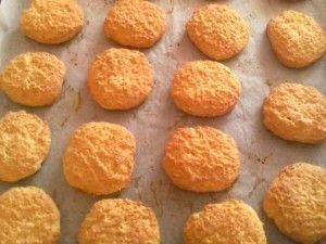 Skvelé kokosové cookies (fotorecept) - obrázok 9