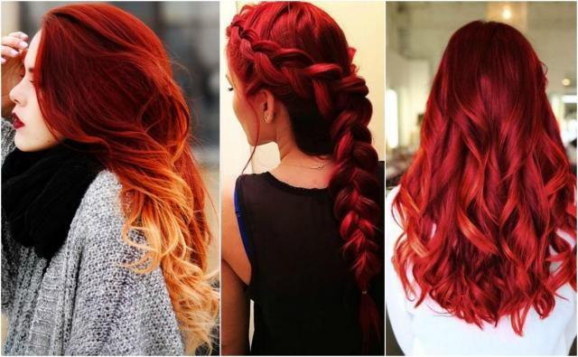 HOT czerwień: W takiej fryzurze zauważy Cię każdy mężczyzna