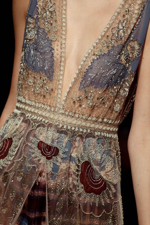 "chateau-de-luxe: "" thegivenchythree: "" Valentino s/s 2015 "" """