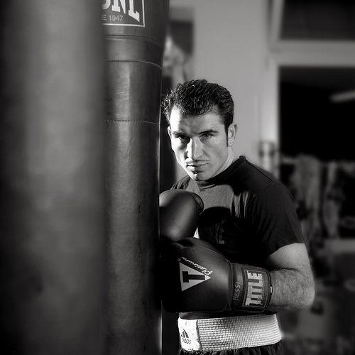 #rosarioconsonni #hasselblad #portrait #boxeur LUCA MESSI ©Rosario Consonni