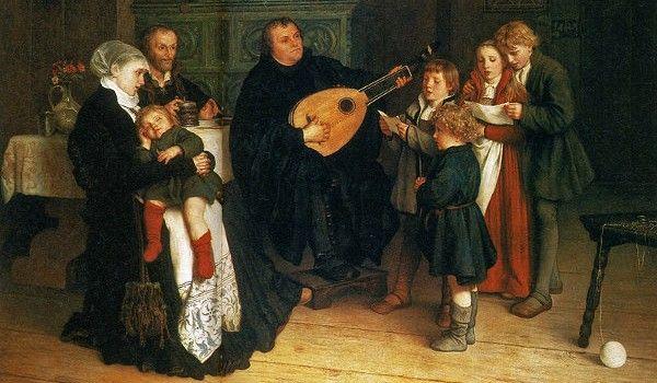 Maarten Luther & zijn kinderen