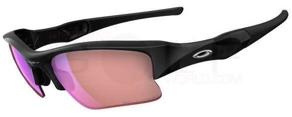 Oakley Flak Jacket XLJ Sunglasses 100% UV Protection, High Definition Optics® , Lightweight O Matter®  Frame Lifestyle Sunglasses Golf Apparel