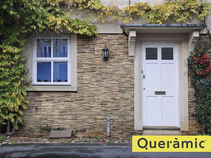 lminas glan 165x50 porcelnico esta serie es perfecta para recubrir fachadas y otros - Revestimiento Exterior