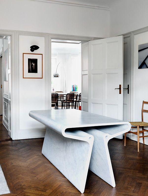 Awesome Dining Rooms From Hulsta: 25+ Best Ideas About Unique Dining Tables On Pinterest