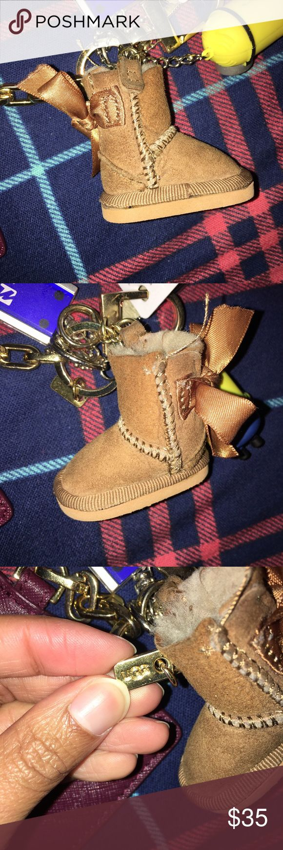 UGG BOOT KEYCHAIN Ugg boot keychain , bought at original UGG store UGG Accessories