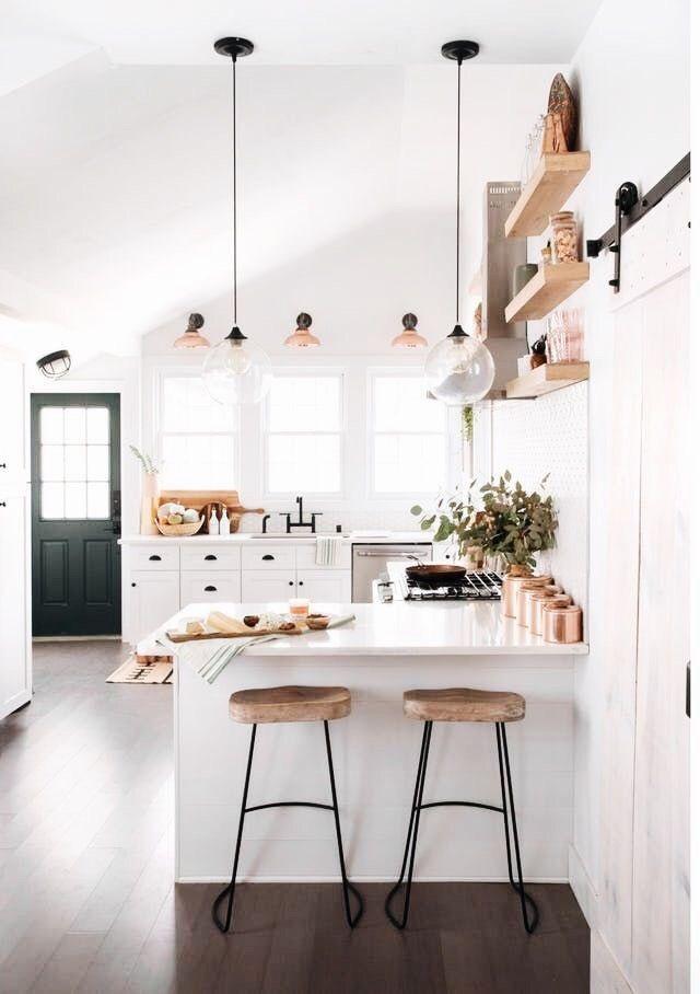 Airy Kitchen Home Decor Kitchen Interior Design Kitchen Interior