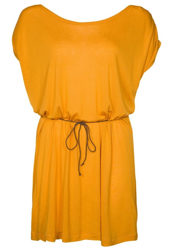 <Tilbage|Startside>Damer>Tøj>Kjoler>BINA - Jerseykjoler - gul         Suit  BINA - Jerseykjoler - gul  Mere Suit | Mere Kjoler  Kan leveres i løbet af 2-6 hverdage