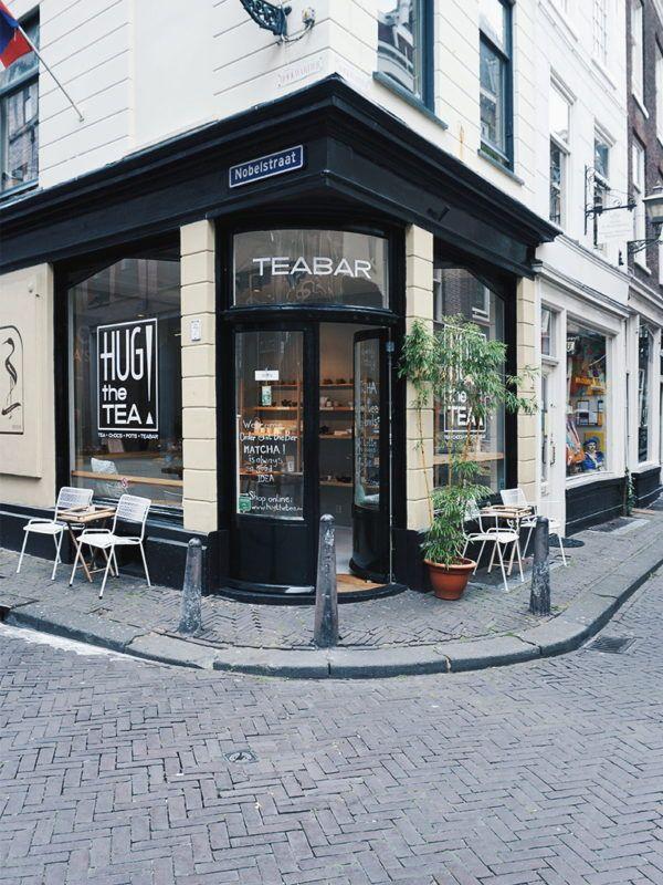 Hug the Tea, de mooiste thee-speciaalzaak van Den Haag - THE INTERIOR GATHERER