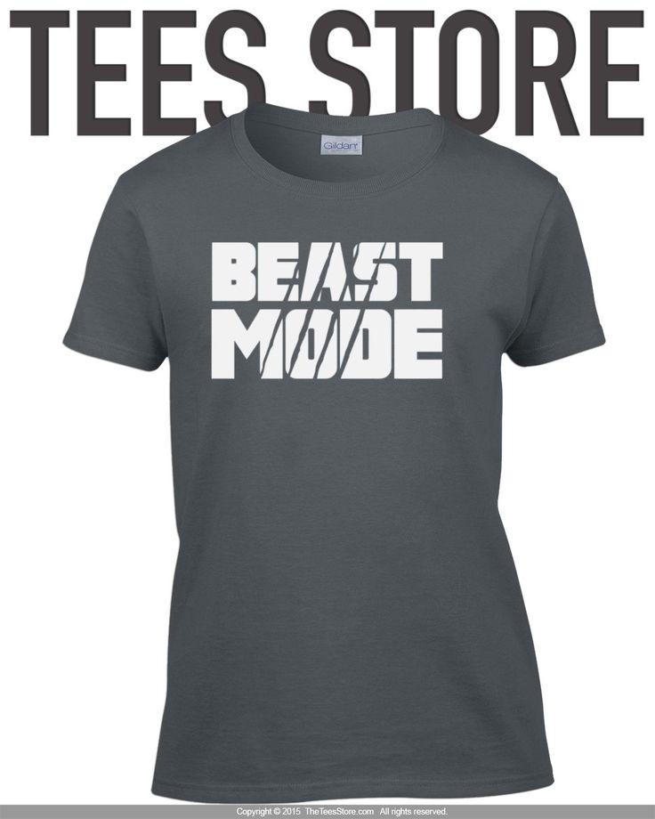 Beast Mode Shirt / Beast Mode Shirt / Motivational T-Shirt / Wrestler Gift Idea / Beast Mode tee shirt / tumblr shirts / 080 by TeesStore on Etsy