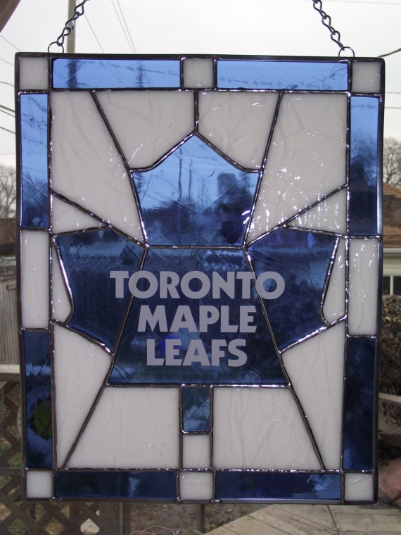 This would be just darling with the Leafs Tiffany table lamp I posted.