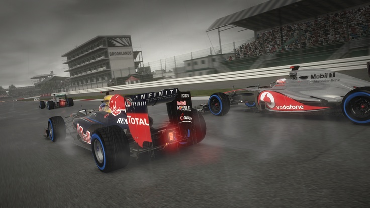 F1 2012 at gamescom, 2012