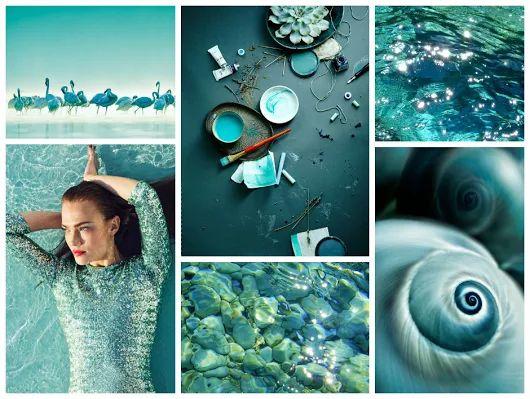 Il #colore Turchese ( Blue )