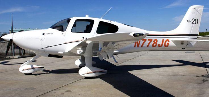 2014 Cirrus SR20 for sale in Livermore, CA United States => www.AirplaneMart.com/aircraft-for-sale/Single-Engine-Piston/2014-Cirrus-SR20/13924/