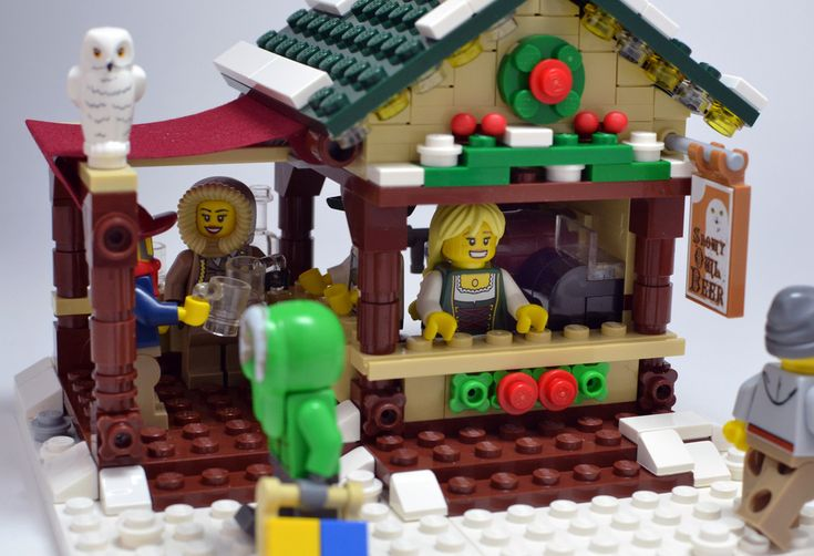 Created for the Eurobricks Expand the Winter Village Contest IV.