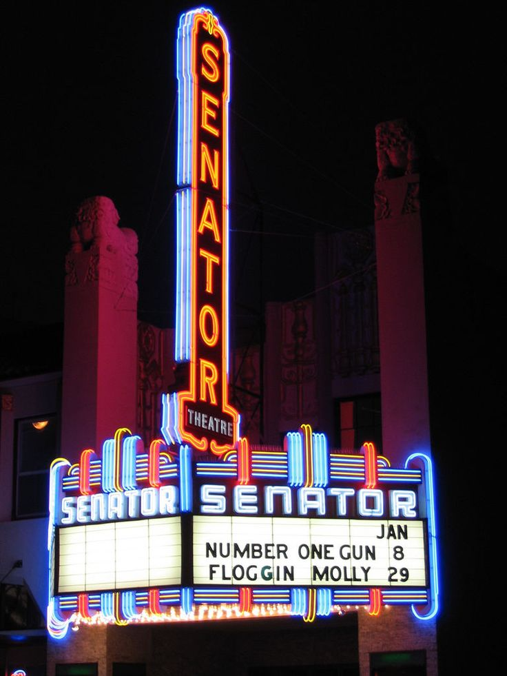 Senator Theater, Chico, California