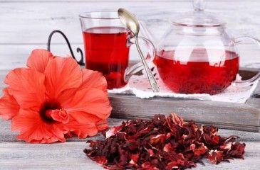 Чай каркаде - польза и вред. Как правильно заварить, лечебные свойства холодного и горячего чая из гибискуса