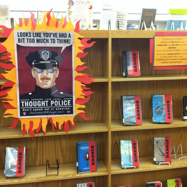 Do you have sources for an essay on banned books?