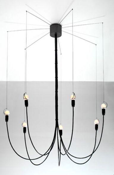 die besten 17 ideen zu industrie kronleuchter auf pinterest leuchten rustikale leuchten und. Black Bedroom Furniture Sets. Home Design Ideas
