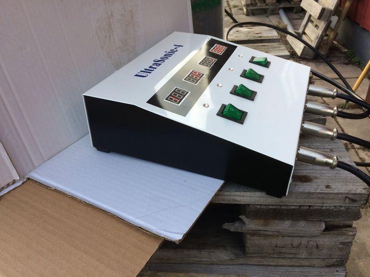Rekonditionerare UltraSonic-4 för rekond av blyackumulator