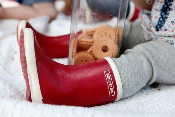 Bergstein çizmeler