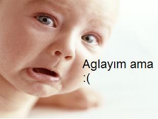 Yazılı Komik Bebek Resimleri