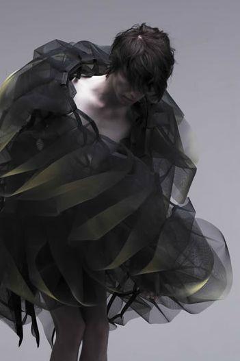 Elizabeth Delfs | Nick Fitzpatrick Collaboration for Colosoul Magazine, 2011