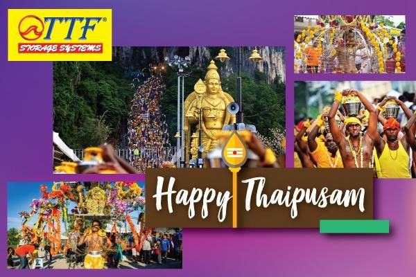 Dear all our Hindu fans & friends who are celebrating Thaipusam, we would like to take this opportunity to wish you all a Blessed Thaipusam. May this coming holiday season blessed you and your loved ones with endless good luck, good health, happiness and prosperity. Happy Thaipusam.     Have a nice and safe journey.     From TTF Management