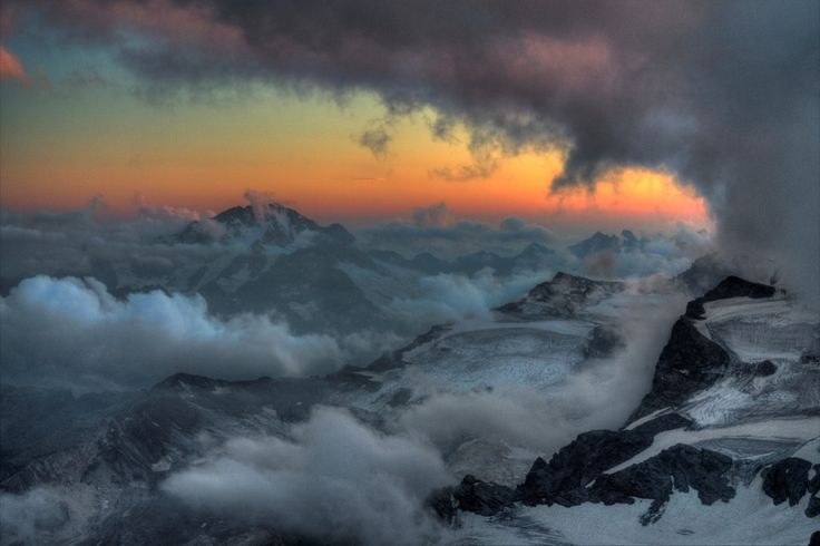 Výstup na Piz Bernina - OutdoorYeti