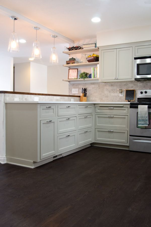 Top 458 Ideas About Kitchen On Pinterest Stove Open Shelving And White Cab