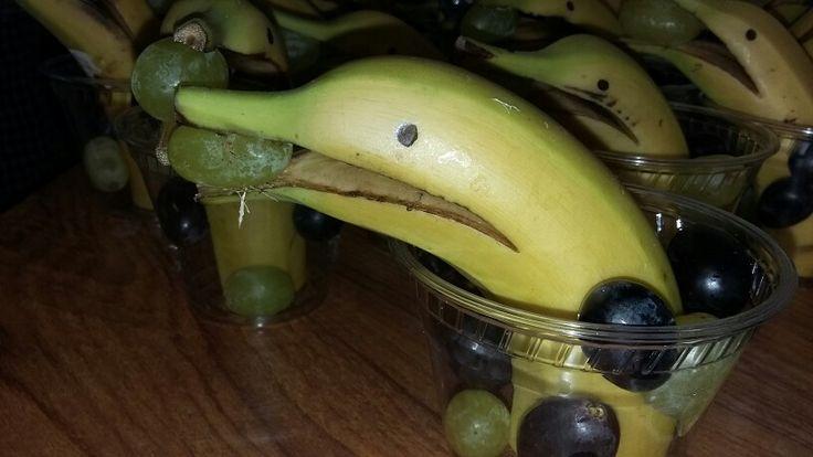 Bananendruif