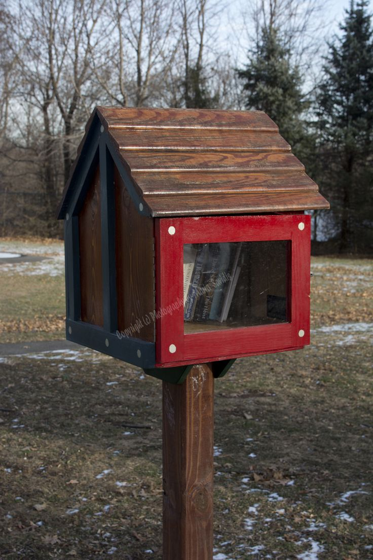 Little Free Library, South Orange, NJ