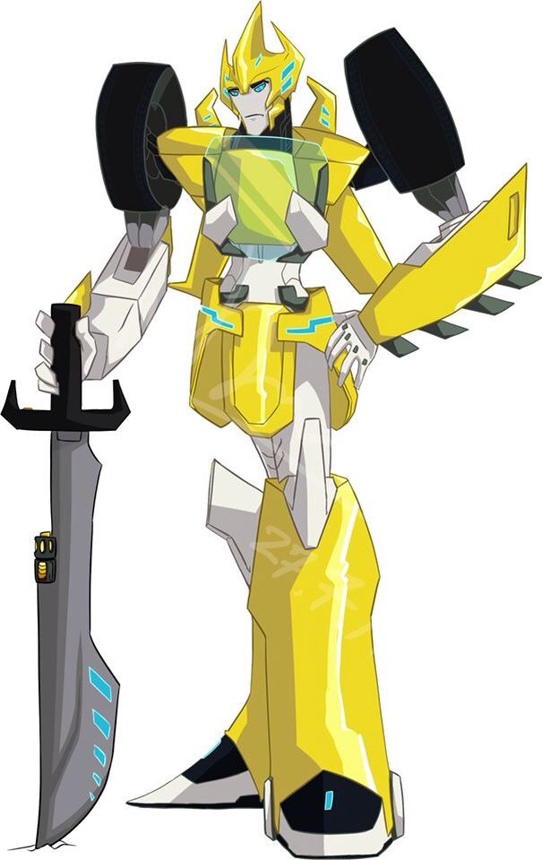 RID Sunstreaker concept art | Transformers Prime Sequel ...