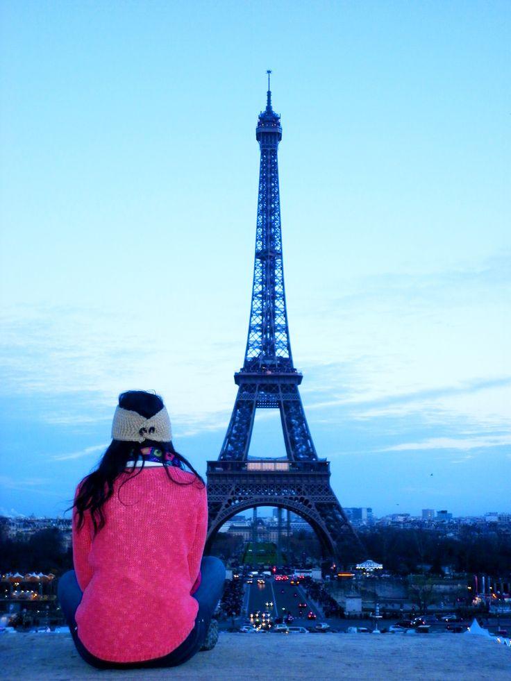 Torre Eiffel desde Trocadéro