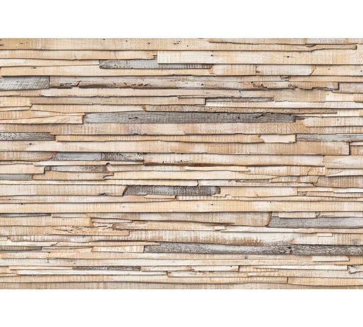 Whintewached Wood poszter, fotótapéta 8-920 / 368x254/ - Egész fal méretű poszterek