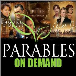 Faith The Evidence  Parables TV was developed to provide families with an alternative to traditional network television. Our programs are thought provoking, uplifting and will inspire discussion about topics that are important to your faith. We feature movies, documentaries, series, children's programming and original productions. While other networks feature preaching and teaching, Parables TV is exclusively an entertainment network that inspires one story at a time.
