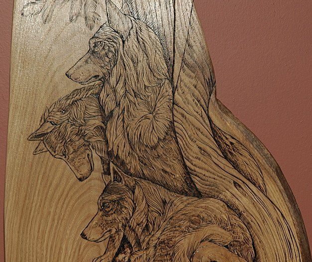 Easy Wood Projects to Do | lifeissolssongart - LIFE IS... Soul Song Art