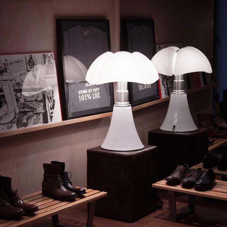 Souvent Les 25 meilleures idées de la catégorie Lampe pipistrello sur  PY63