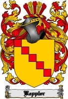 This is the Kepler family coat of arms.