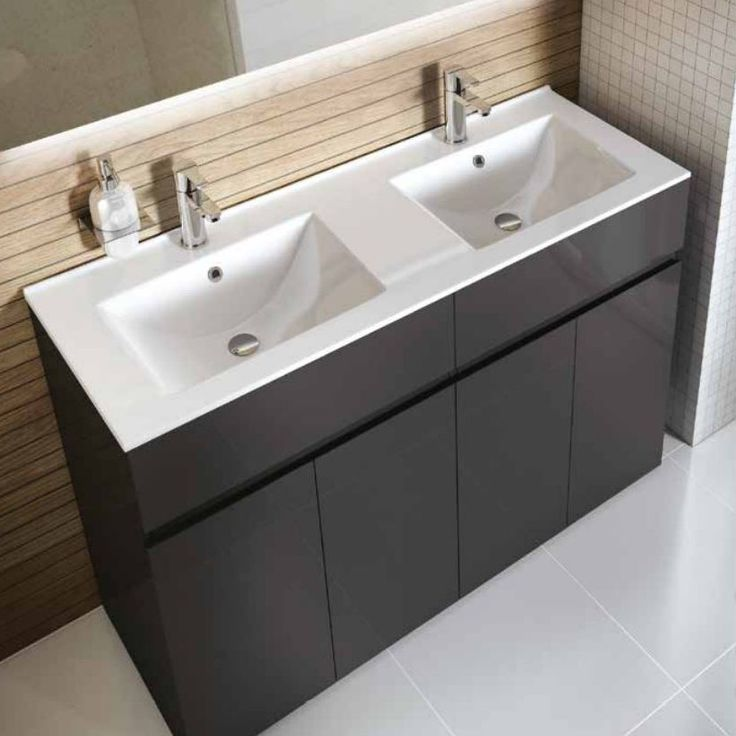 120cm Semi Recessed Basin