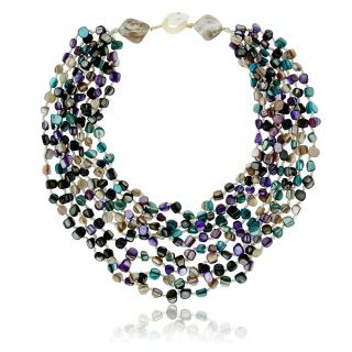 Cut:    Irregular Color:    Purple Blue Cream Estimated Retail Price:    $95.00  Free Shipping