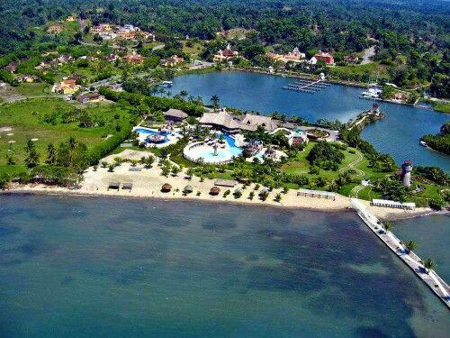 Bahia de Amatique Izabal.