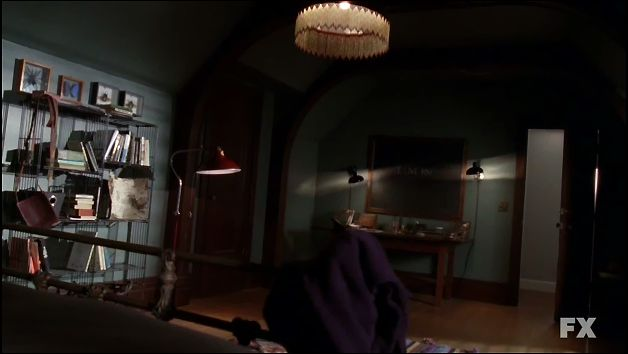 17 best images about violet harmon 39 s room on pinterest for American horror story wall mural