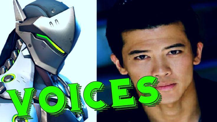 Genji: All Voice Lines - Overwatch  Voice Actors - Overwatch Characters ...