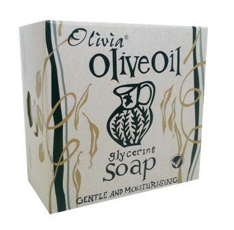 REITZER OLIVE OIL GLYCERINE SOAP 230G