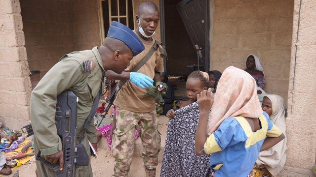 Troops clear Boko Haram camp in Duwabafi Primary School | NewsPosts247.com